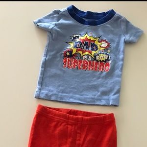 Children's Place baby boy pajamas